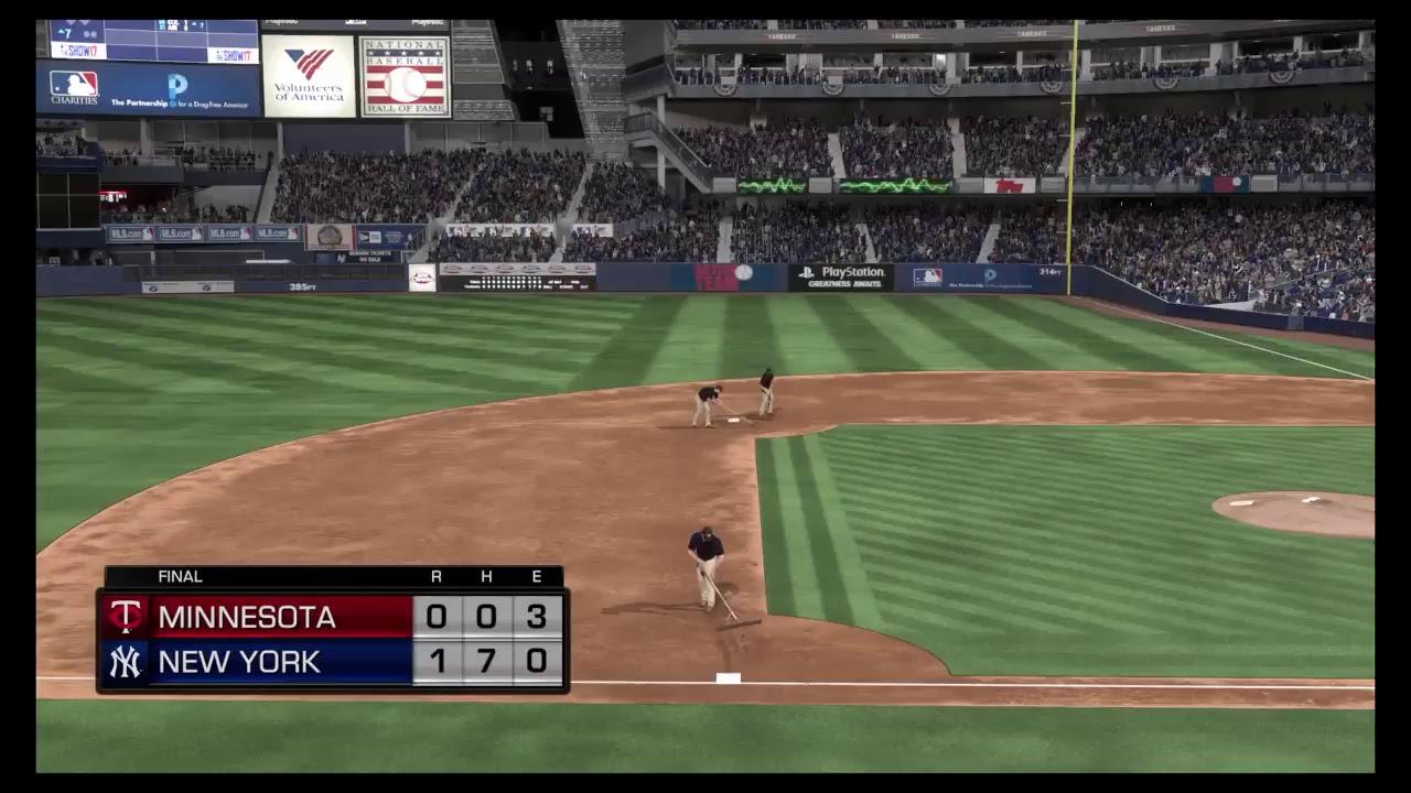 Game 24: Twins vs. Yankees, 1:05 pm