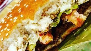 bamhurger (ham)burger