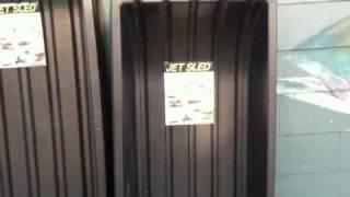 Shappell Jet Sleds Ice Fishings Sleds