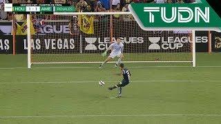 Tanda de penales | Dynamo 1 (5) - (6) 1 América | Leagues Cup - TUDN