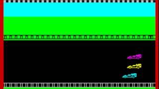 Grand Prix Manager (Silicon Joy, 1984) (ZX Spectrum)
