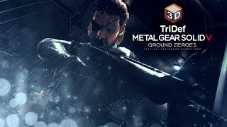 (2014) MGS V: Amazing Introduction In Native 4K - ULTRA Mode On PC With TriDef® 3D