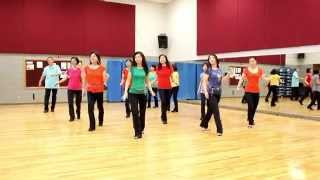 Señor Loco - Line Dance (Dance & Teach in English & 中文)
