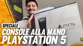 PlayStation 5 | PS5 Unboxing e Console alla mano