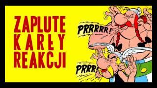Komunikat Ministerstwa Prawdy nr 493: Asterix - zapluty karzeł reakcji