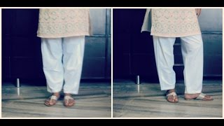 HOW TO MAKE TROUSER PANTS (measurement and cutting)