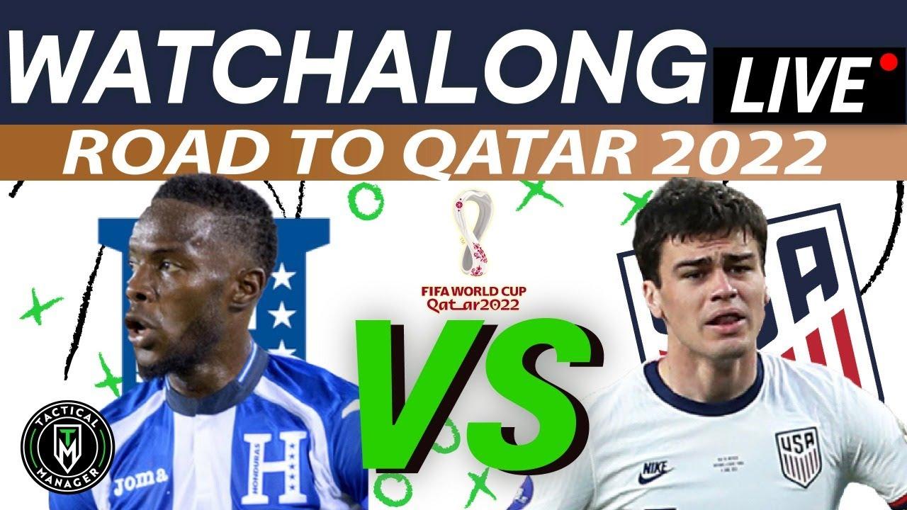 Honduras vs. USMNT: World Cup qualifying live stream, TV channel ...