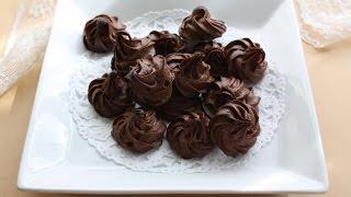How to make Baked chocolate  焼きショコラ風お菓子 簡単美味しい! thumbnail