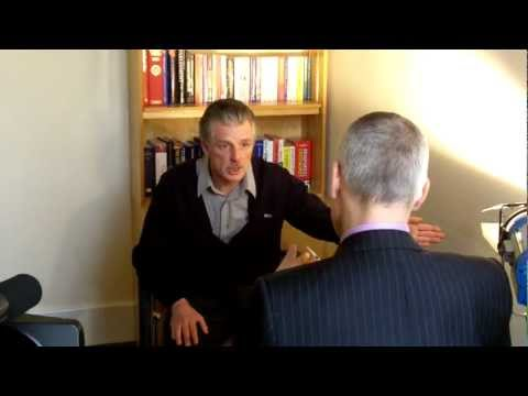 Eddie Gilfoyle is innocent - Andy Gill BBC Interview March 2011 - The Uncut Version