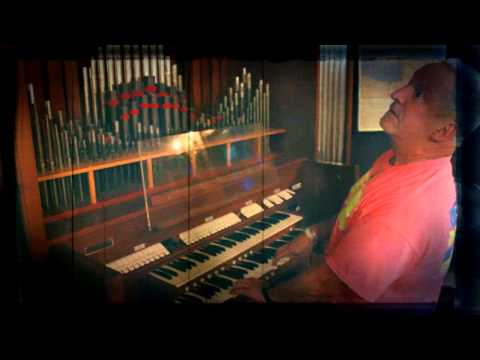 Ken Freeman Playing the Organ!!!