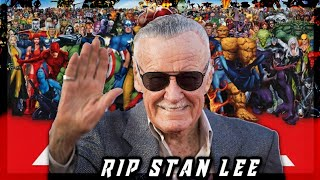RIP STAN LEE | EVERY STAN LEE MARVEL CAMEO