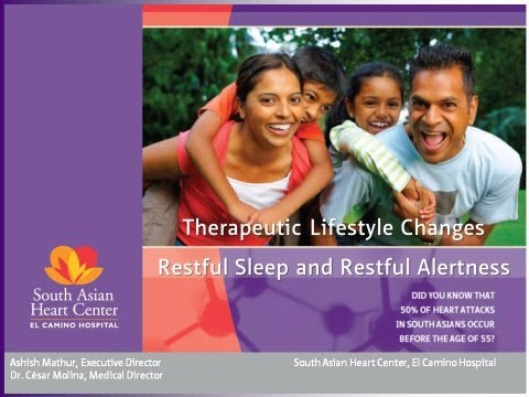 Therapeutic Life Changes: Restful Sleep vs  Restful Alertness