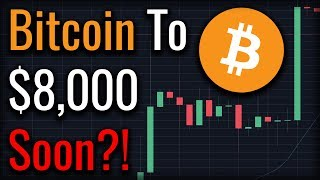 A Bitcoin Rally Is Forming! - Bitcoin To $8,000 Soon? (July 2018)