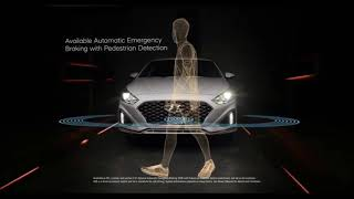 Hyundai Sonata 2019 Обзор Хёндай Соната 2019