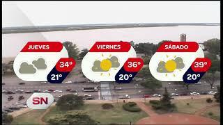 Pronóstico del Tiempo para #HoyMiercoles de #Rosario  #Tiempo #Rosario #SomosRosario #Miercoles