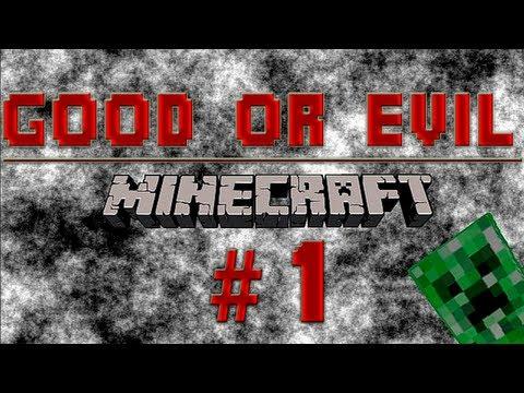 Good Or Evil?? || Survival Map || Empesamos Bien  EP1