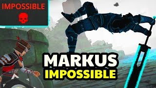 Shadow Fight 3. How to Defeat SHADOW MARCUS on IMPOSSIBLE. Chapter 4 Epic Fights!