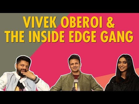 Is Vivek Oberoi's Character In Inside Edge Inspired By Lalit Modi | Season 2 | Amazon Prime