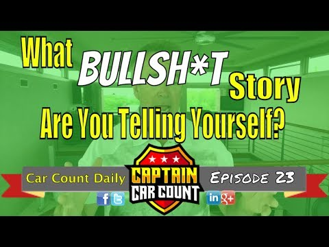 What BS Story Are Shop Owners Telling Themselves?   #CarCountDaily   Episode 23