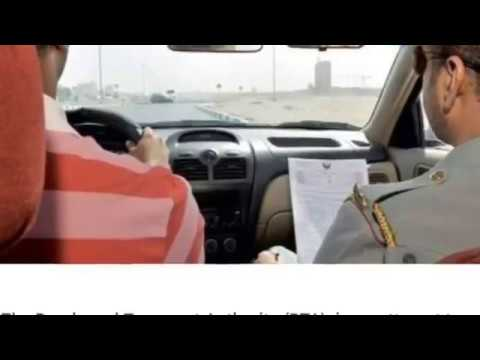 No driving licence for expats in UAE - New rule 2018 on the table