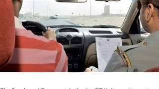 No driving licence for expats in UAE - New rule (limited category)2018 on the table thumbnail