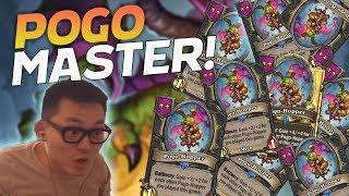 POGO MASTER! - Hearthstone Battlegrounds