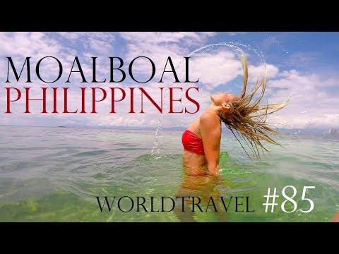 PHILIPPINES - BACKPACKERS 💃SEXY PARADISE - Backpacking World travel Vlog#85 Travel Cebu Moalboal