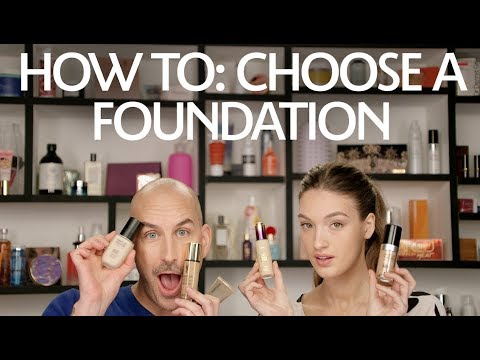 How To: Choose A Foundation | Sephora