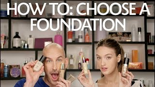 How To: Choose A Founḋation | Sephora