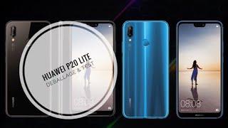 Huawei P20 Lite - Le digne successeur !