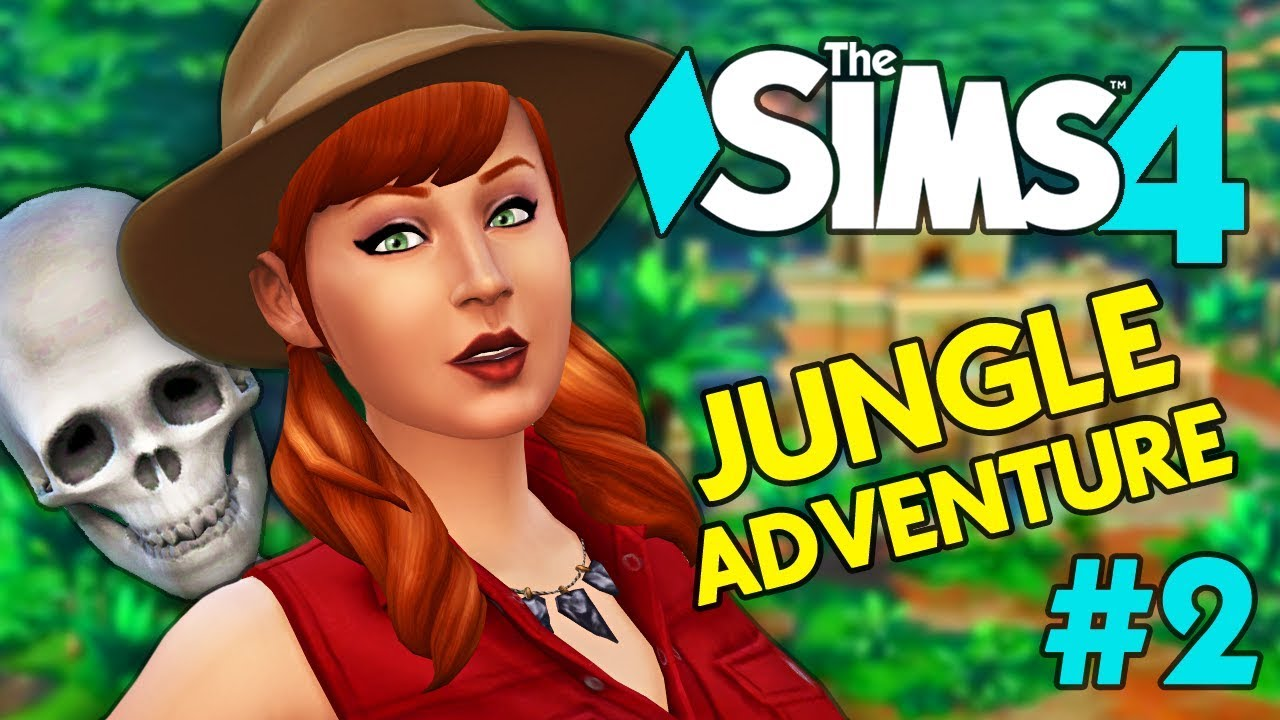 jungle adventure the sims 4 the socials of brindleton. Black Bedroom Furniture Sets. Home Design Ideas