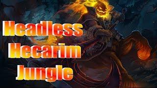 Relaxed - League of Legends - Headless Hecarim - Jungle - w/ AquaCrafter