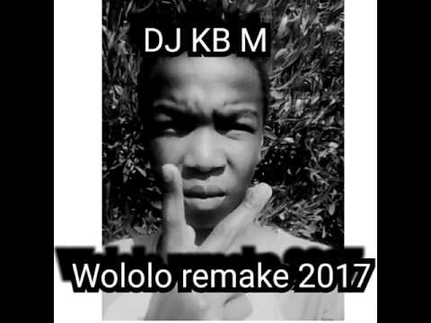 Dj kB m ft babes wodumo-wololo remake 2017
