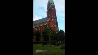 Sankt Johannes kyrka, alla tre klockor