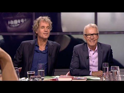 Interview met De Jeugd van Tegenwoordig bij Pauw en Witteman