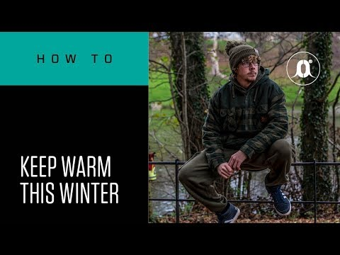 CARPologyTV - How To Keep Warm This Winter In Association With Prologic