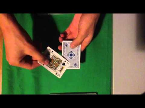 Tour de magie - Faire voyager des cartes - Tour de magie ...