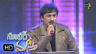 Enduke Ravanamma Song | Raghu Kunche Performance | Super Masti | Tenali | 2nd April 2017