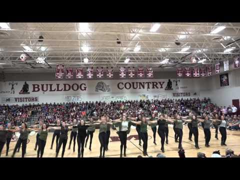 2015/16 MHS Texas Stars Homecoming Pep Rally