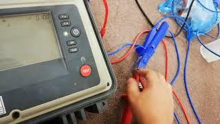 MEGGER TEST II insulation resistance test II
