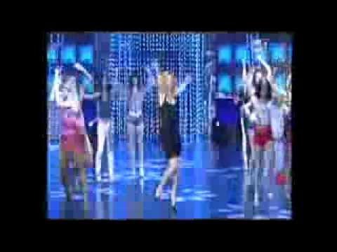 Lorella Cuccarini & Mara Venier - Medley Balli latino-americani - Attenti a quei due