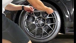 Ultra Metallic Plasti Dip Wheels