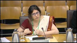 Justice Committee - Scottish Parliament: 26th November 2013