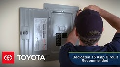 Prius Plug-in Hybrid How-To: Leviton Charging Solutions | Toyota