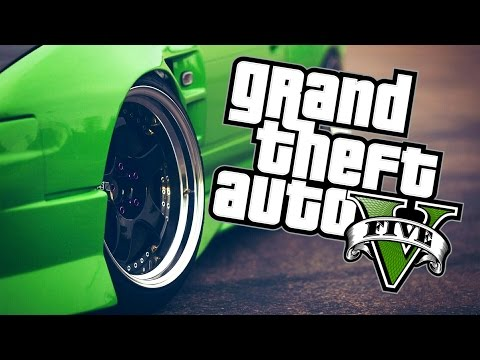 GTA V / 5 PS4 – Cars JDM, Stance, Tuning And ¡More!