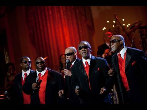 The Blind Boys of Alabama Perform at the White House: 11 of 11