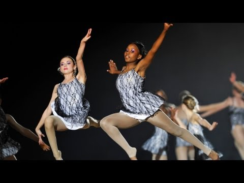 Gymnaestrada 2011 - South African National Evening - We are Gymnastics!