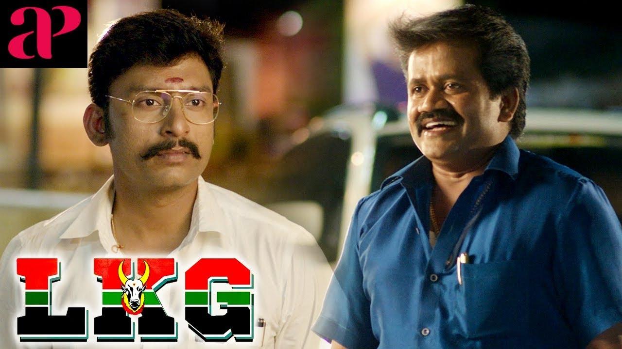 LKG Tamil  Movie Scenes | Priya Anand devises plan for RJ Balaji | Politicans join JK Rithesh