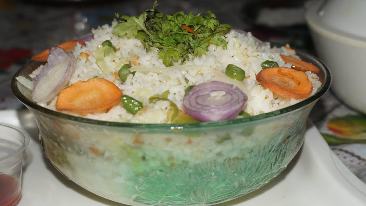 Veg fried rice vegitable fried rice in telugu by sirisiriplaza veg fried rice vegitable fried rice in telugu by sirisiriplaza youtube ccuart Image collections