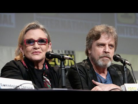 Thumbnail: EXCLUSIVE: Mark Hamill Says Carrie Fisher is 'Irreplaceable' Sees Her in Daughter Billie Lourd